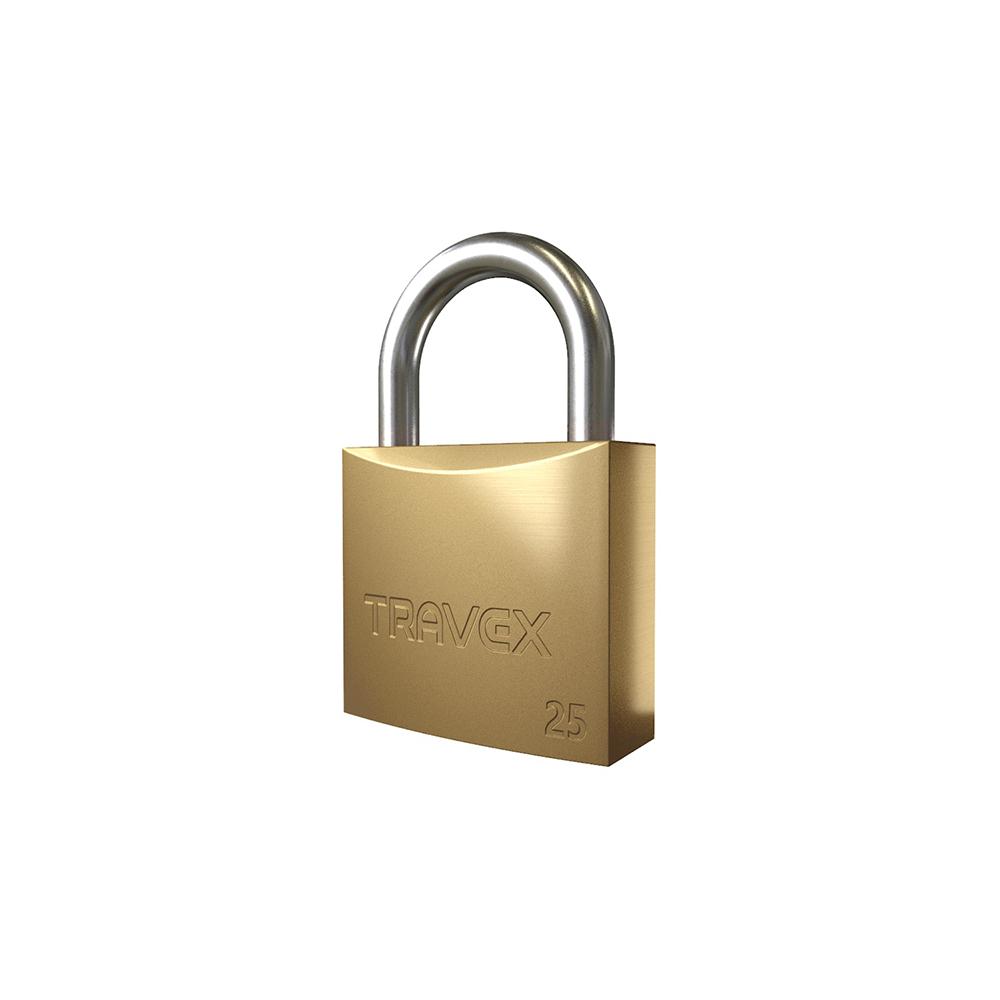 Candado de Seguridad 25 - Travex