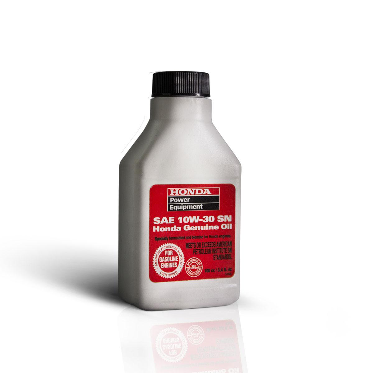 CAJA DE ACEITE HONDA PF 4T 10W-30 (100 ml)