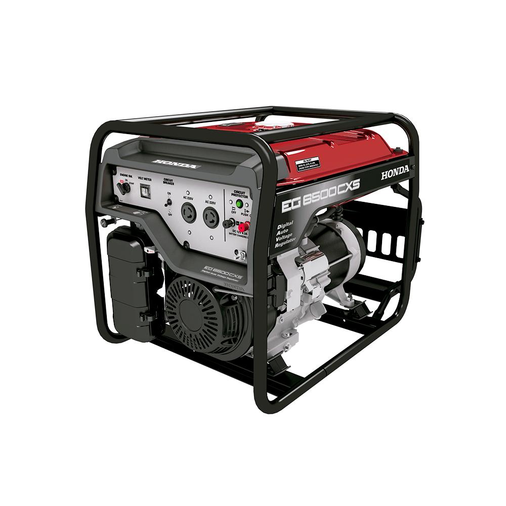 Generador EG6500CXS - 6.5KW