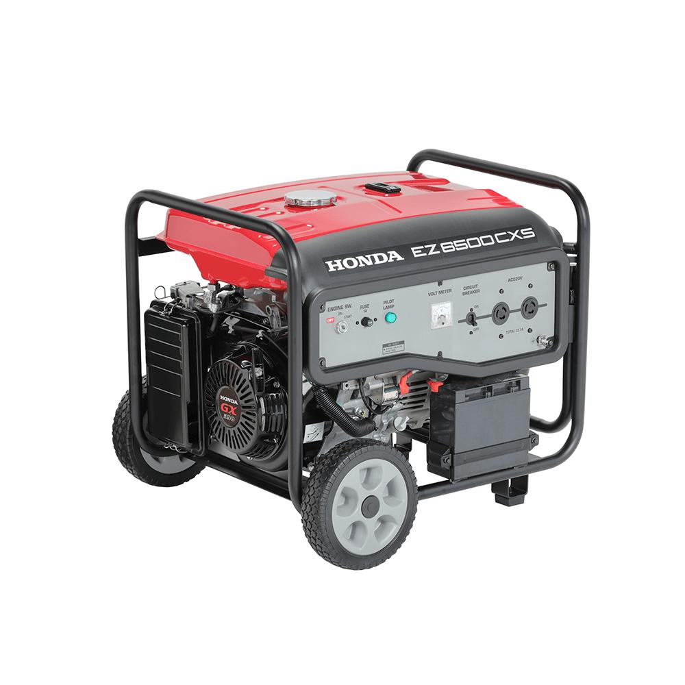 Generador EZ6500CXS - 6.5 KW