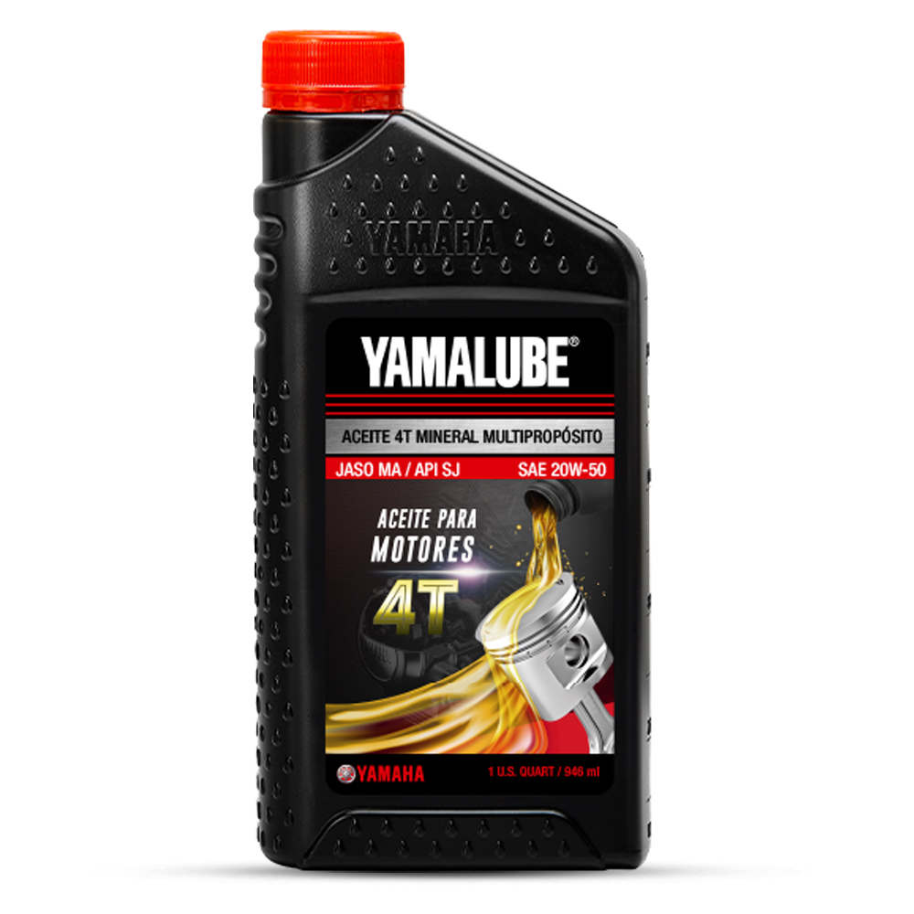 ACEITE YAMALUBE 4T - 20W50