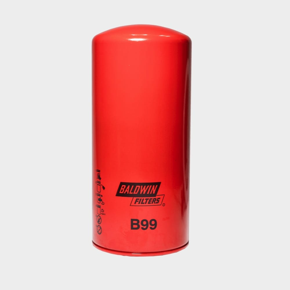 FILTRO BALDWIN FULL-FLOW LUBE SPIN ON B99