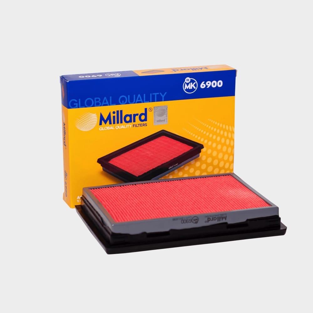 FILTRO MILLARD AIR FILTER   MK6900