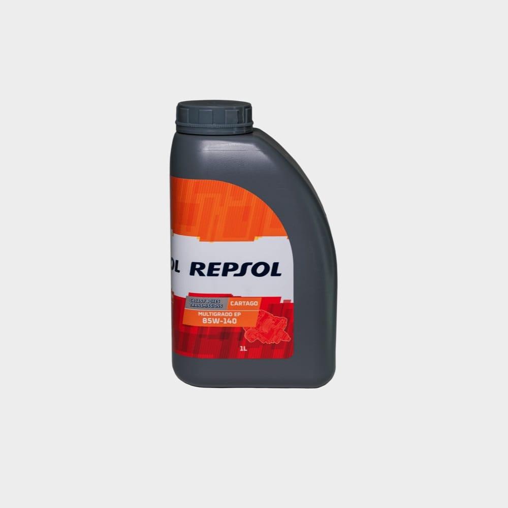 REPSOL CARTAGO MULTIGRADO EP 85W140 1 LT